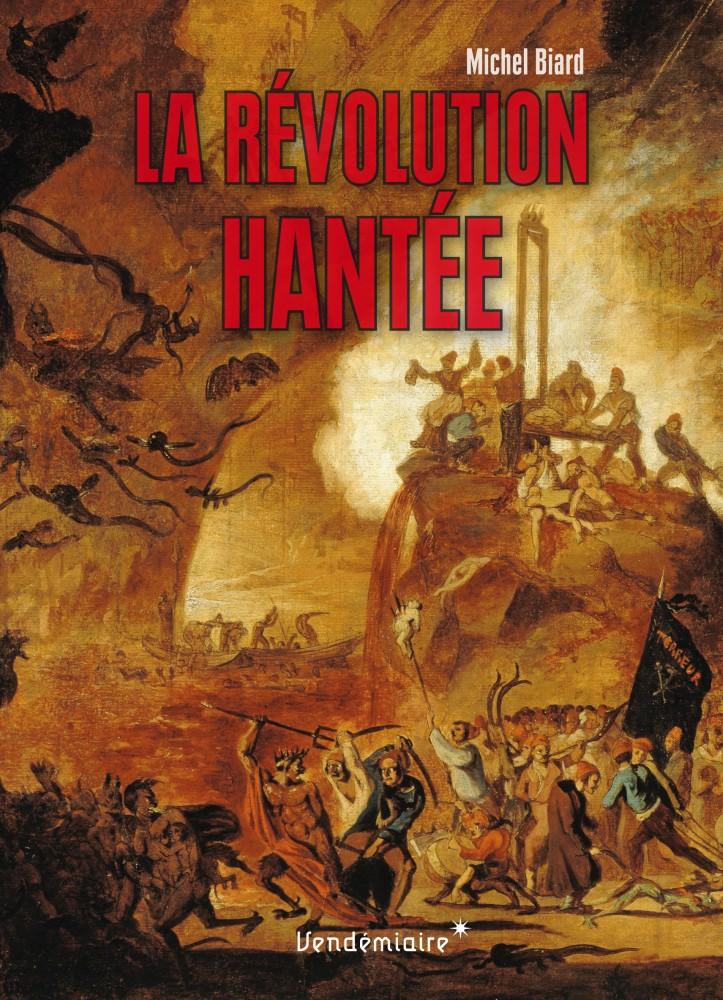 Couverture Biard Révolution hantée